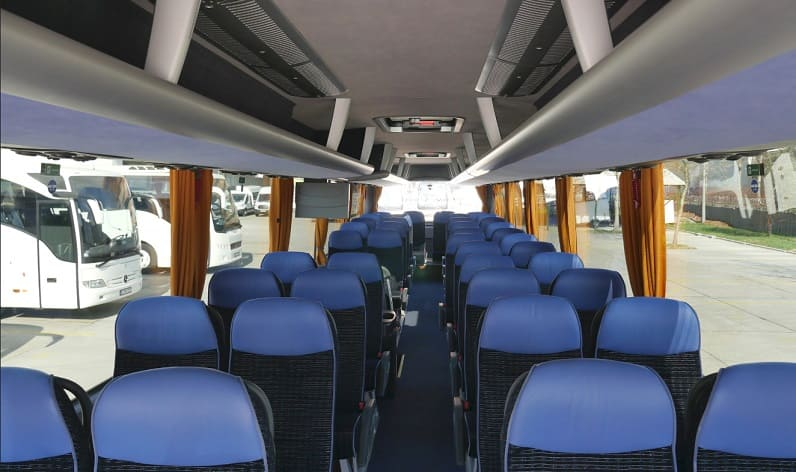 Romania: Coaches booking in Cluj County in Cluj County and Cluj-Napoca